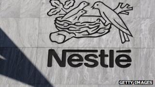 Nestle building