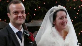 Dave and Clare Roberts