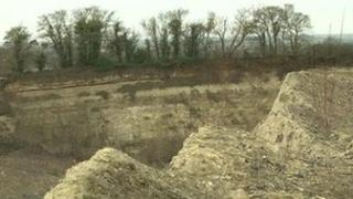 Woodeaton Quarry
