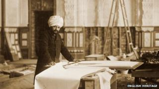 Punjabi architect Bhai Ram Singh