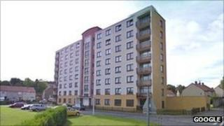 Park View flats in Kirkcaldy Pic: Google