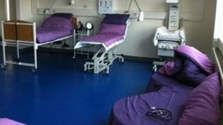 Midwife training facility at Bournemouth University