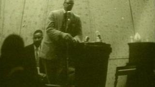 Malcolm X in Smethwick