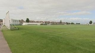 Gloucestershire County Cricket Club's Nevil Road ground
