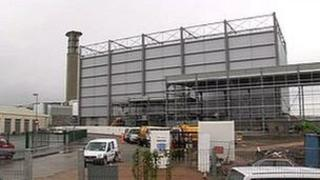 La Collette Energy from Waste plant