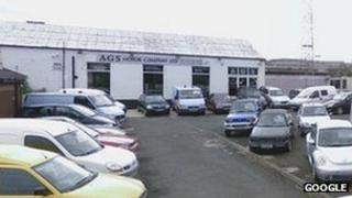AGS Motors in Portobello High Street Pic: Google