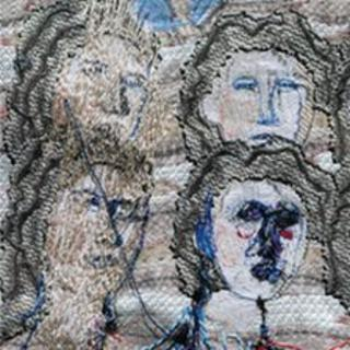 Alice Kettle - 'Paradise Lost' (detail) 2011