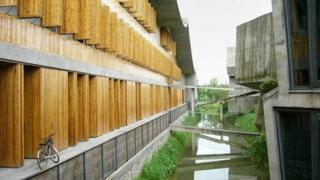 Xiangshan Campus, China Academy of Art, Phase II, 2004-2007, Hangzhou, China