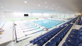 Hengrove Leisure Centre pool