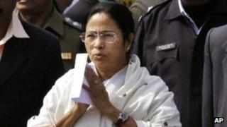 File photo of Mamata Banerjee