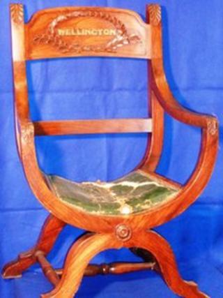 The Wellington chair