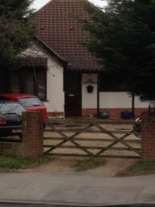 Santa Maria home in Wokingham