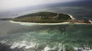 File photo: Spratlys in South China Sea