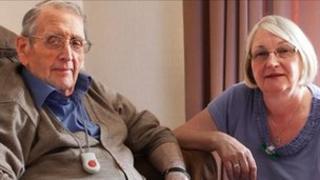 Ray Clifton and Sue Levitt
