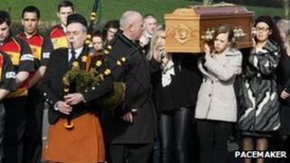 Joby Murphy funeral