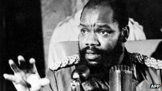 General Ojukwu in 1970