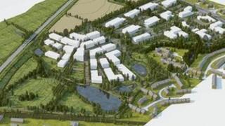 Worcester University Park plans