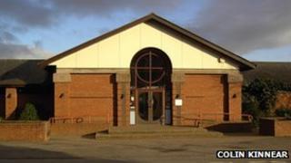 Gretna registration office