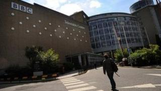 BBC Television Centre, London