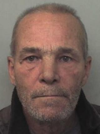 Alexander McGuire, 60, from Sandy Lane, Bedfordshire