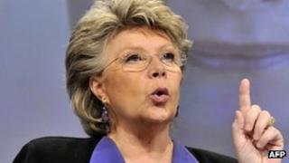Viviane Reding [5 March 2012]