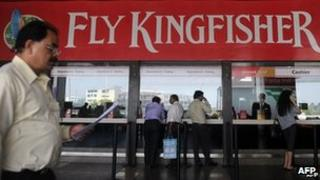 Kingfisher sign