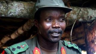 Joseph Kony in 2006