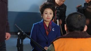 Ding Yu interviews prisoner