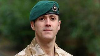 Corporal Stephen Curley