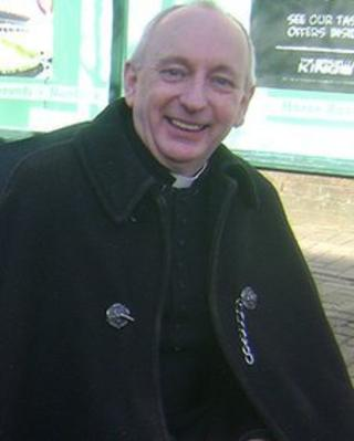 The Reverend Tim Wilby