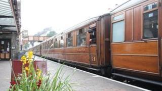 Bridgnorth station