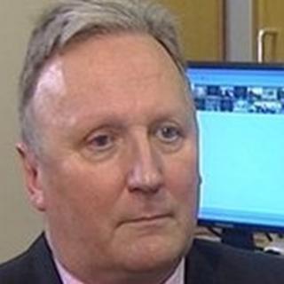 Chief Constable Colin Port