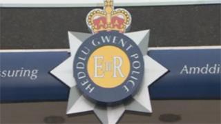 Gwent Police logo