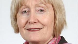 Madeleine Moon, MP for Bridgend