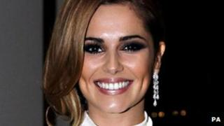 Cheryl Cole, MC Harvey, IPC Media, Now Magazine