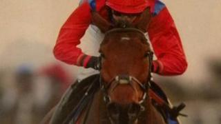 Jockey Declan Lavery will be riding Moscow Mannon at Cheltenham