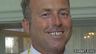 Gary Fooks (photo courtesy of Dorset Echo)
