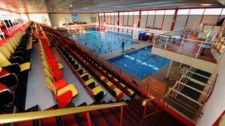 Llanelli leisure Centre