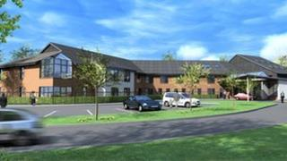 Image of new home due to open in Cathcart in May