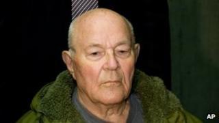 Picture of John Demjanjuk