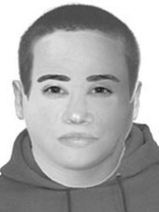 An E-fit of the attacker