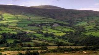 Isle of Man countryside