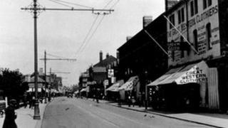 Swindon archive image