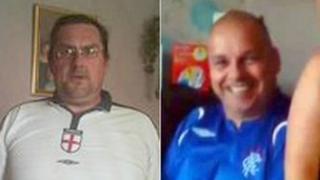 Trevor Muirhead and Neil McKenzie