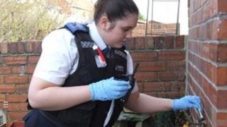 PCSO Laura Denathorn. Photo: Durham Police