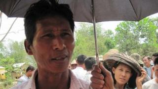 Farmer Thaung Nyant