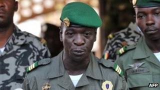 Captain Amadou Sanogo, 3 April 2012