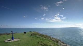 Peveril Point in Dorset