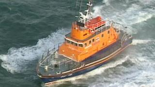 RNLI all-weather lifeboat