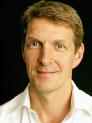 GMG Radio Chief Executive Stuart Taylor